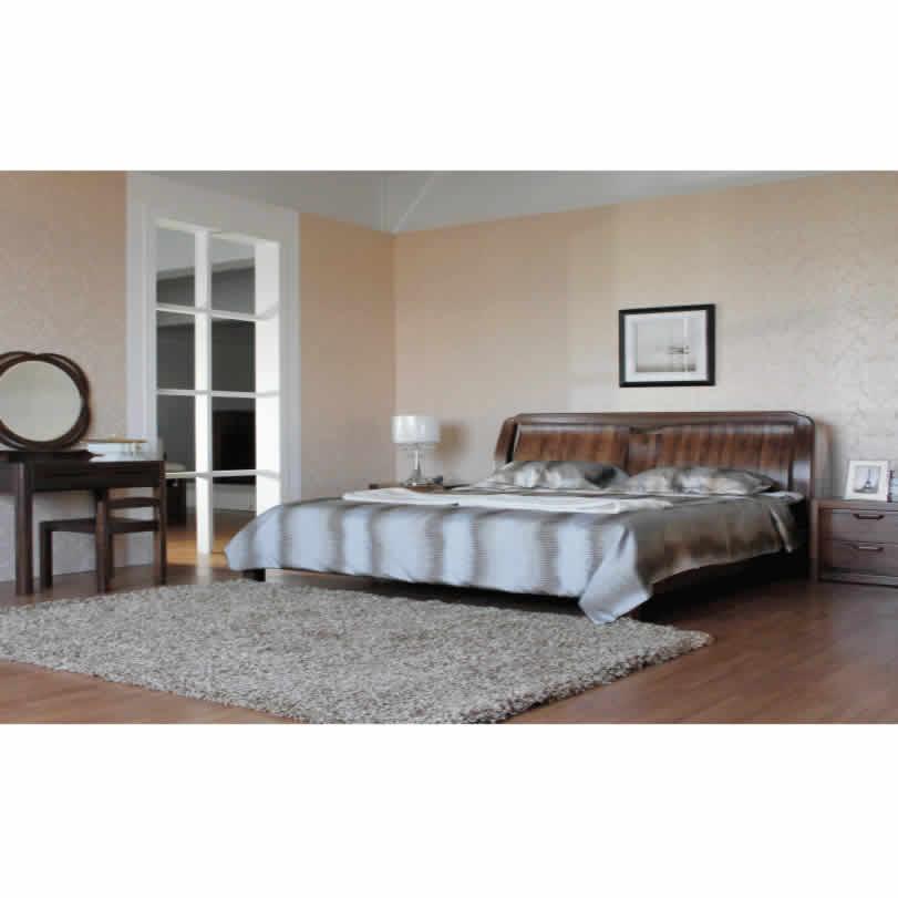 宁静实木家具卧室组合01 - 宁静系列 - 青岛良木莱西
